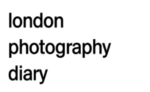 London-photography-diary